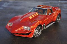 "1973 Chevrolet Corvette from the 1978 movie ""Corvette Summer"". This was my dream car growing up, lol."