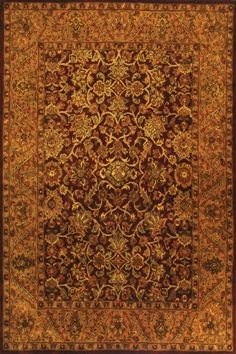 Safavieh Golden Jaipur Area Rug - This Burgundy / Gold rug is an excellent choice for your home. Learn why many others choose to buy from RugStudio Soft Flooring, Unique Flooring, Solid Wood Flooring, Carpet Sale, Rugs On Carpet, Jaipur, Rug Studio, Clearance Rugs, Rugs