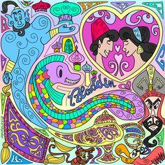 Aladdin #aladdin #movie #art #artwork #fanart #illustration #love