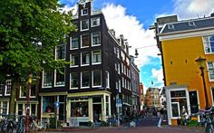 The Negen Straatjes (Nine Little Streets), Amsterdam