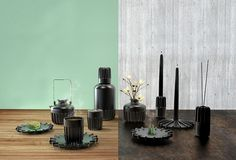 Cool black ceramics blended perfectly in all styles !