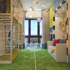 Playground for bedrooms