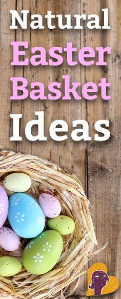 I loved my Easter baskets as a child, and I want to recreate this for my kids. But naturally, of course! Here are tons of fun & natural Easter basket ideas.