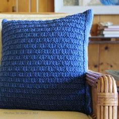 Bay View Pillow   Craftsy