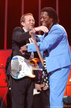 Eric Clapton & Buddy Guy  https://www.youtube.com/playlist?list=PL2qcTIIqLo7XUuPrVjM4lR8l2EXb-qNXW&spfreload=10