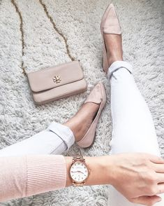 Can you tell my favorite color is blush?! ♀️ These pretty loafers are perfect for your spring wardrobe! They're under $40 and works well for both casual and work outfits! || shop this look via @liketoknow.it http://liketk.it/2qMdZ #liketkit or Shop this pic via screenshot with the new LIKEtoKNOW.it app!