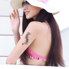 """Crystal Tattoo ACS-076 USD19.53, Click photo to know how to buy / Facebook """" showcase.lan """" for discount, follow board for more inspiration"""