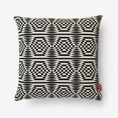 Optik Pillow by Verner Panton l Maharam