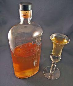 Mrs. Yi's Kumquat Liqueur