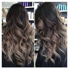 Asian Hair Color Ideas - All For Hair Color Balayage Hair Color Asian, Hair Color And Cut, Asian Hair Inspo, Hair Color Ideas For Dark Hair, Hair Color Balayage, Hair Highlights, Balayage Asian Hair, Blonde Ombre, Asian Ombre Hair
