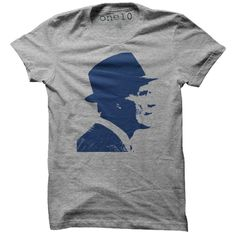 Tom Landry T-Shirt | Dallas Cowboys Vintage, Retro, Throwback Tees | One 10 Threads
