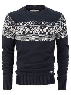 House of Fraser - Gifts, Fashion, Beauty, Home & Garden Sweater Shirt, Men Sweater, Suit And Tie, Knitting Designs, Superdry, Stylish Men, Dress To Impress, Christmas Sweaters, Knitwear