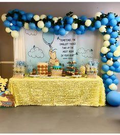 Balloon Arch, Balloons, String Of Pearls, Birthday Cake, Desserts, Tailgate Desserts, Globes, Deserts, Birthday Cakes