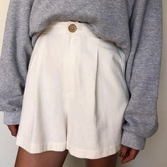 Na Nin Oliver Shorts in raw sill
