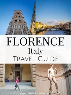 Florence Travel Guide: Tips for Your First Trip to Florence, Italy Italy Travel Tips, Europe Travel Guide, Travel Guides, Venice Travel, Rome Travel, Best Places In Italy, Italy Destinations, Italy Vacation, Italy Trip