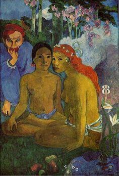 Flores y Palabras: Gauguin