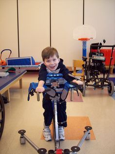 ~ Physical Therapy with a Smile ~  This is why I am going to school forever :)