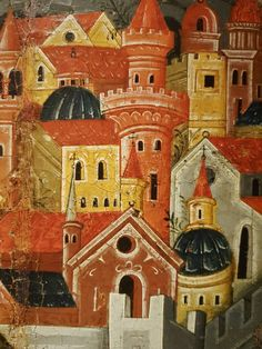 Byzantine Icons, Byzantine Art, Russian Icons, Medieval Art, Sacred Art, Architecture, Fresco, Taj Mahal, Cool Stuff