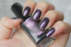 Kiko - 433 Gothic Purple