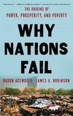 Why Nations Fail -- An absolute must read for anyone interested in international policy and social justice. It kind of reads like a long term paper, but a very well written and compelling one.