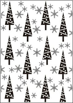 Embossing Folder - A fantastic collection of Embossing Folder from The Art of Craft in our papercraft, knitting and craft store. Christmas Tree Background, Star Background, Paper Background, Winter Background, Christmas Paper, Christmas 2017, Christmas Holidays, Christmas Ornaments, Christmas Patterns