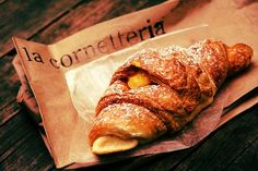 Montreal Patisserie & Bakery Top 10 essential treats you gotta try La Trattoria, Food Porn, Breakfast Time, Italian Breakfast, Daily Bread, Culinary Arts, Something Sweet, Italian Recipes, Food Photography