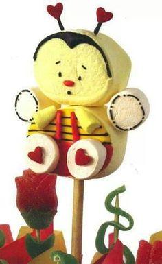 Hg Marshmallow Desserts, Marshmallow Crafts, Marshmallow Flowers, Marshmallow Pops, Decorated Marshmallows, Party Pops, Oreo Pops, Dessert Bars, Dessert Recipes