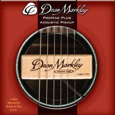 Micro pour Guitare by Dean Markley
