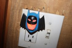 Batman 1966 Night Light Works Perfectly | eBay