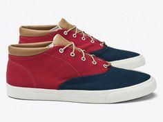 Vega Transatlantico Spring 2014 sneakers