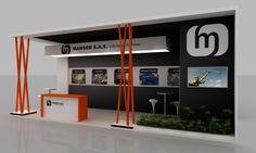 Exhibition Design - 2013 by Juan Diego Alvarez Bautista at Coroflot.com