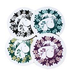 moomins coasters
