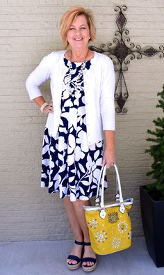 50 Is Not Old | Mothers Day Floral Ageless Style Link-up