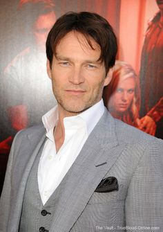 I guess if MY Steven is unavailable then this Stephen would do  : ) -Stephen Moyer