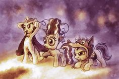 What a fright! Give us something sweet to bite! Nightmare Night, Sweetie Belle, Princess Zelda, Disney Princess, Character Description, Cool Costumes, Hush Hush, Cover Art, Pony