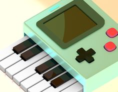 """Check out new work on my @Behance portfolio: """"chipTUNE"""" http://be.net/gallery/51784341/chipTUNE"""