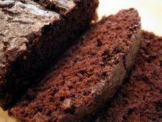 Budin-de-chocolate
