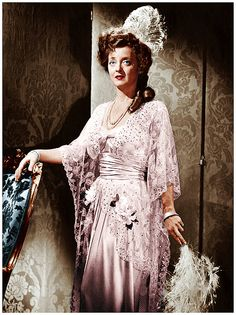 "4/11/14  12:34  Warner Bros. Pictures  ""Mr.   Skeffington""    Bette Davis  Period Costume Picture    Bette Davis 53rd Film  Released:  5/25/1944   7th  Best Actress Oscar Nom  dustylint on flickr.com"