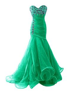Dresstells Women's Sweetheart Organza Prom Dress Evening Gown with Beads Green Size 6 Dresstells http://www.amazon.co.uk/dp/B00U72F3VC/ref=cm_sw_r_pi_dp_kWH-wb1CC2HY9