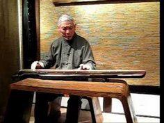 """Guqin 古琴 - 静观吟 """"Meditation in Stillness"""" 汪铎"""