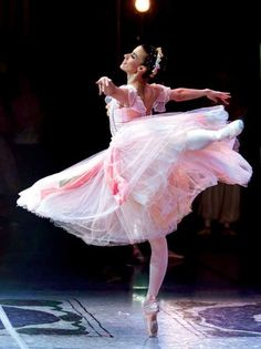 Lindsi Dec - PNB Nutcracker