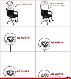 ME GUSTAAAA