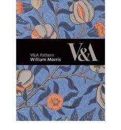 V Pattern: William Morris (V Pattern) : Hardback : Linda Parry : 9781851775842
