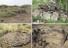 This paper collates and synthesises a wide range of reports concerning stone cairns and related structures from across eastern Africa. These features often enclose human burials and are common in m. Stone Cairns, Nairobi, Kenya, Africa, Texture, Crafts, Surface Finish, Manualidades, Handmade Crafts