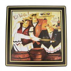 Et Voila Flex Placemat Tablecloths, Placemat, Table Linens, Kitchen And Bath, Napkins, Painting, Home Decor, Art, Art Background