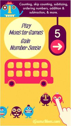 Gain Better Number Sense with Quick Math Jr
