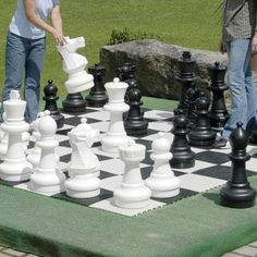 Giant Chess Set by Kettler International, http://www.amazon.com/dp/B000UC8G40/ref=cm_sw_r_pi_dp_EZE7qb049VXAQ