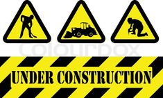 Under construction Illustrations and Clip Art. Under construction royalty free illustrations, drawings and graphics available to search from thousands of vector EPS clipart producers. Cheap Neon Signs, Neon Signs For Sale, Cool Neon Signs, Neon Bar Signs, Vintage Neon Signs, Neon Light Signs, Construction Images, Construction Signs, Under Construction