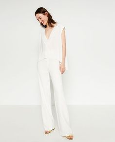 Imagem 1 de BLUSA FLUIDA da Zara