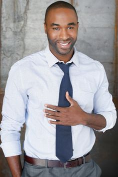 Actor, Writer, Comedian� Dawan Owens Is The Fanzyflaminfro Man Candy Monday Crush!  Tyler Perry Sure Know How To Pick Them!!!